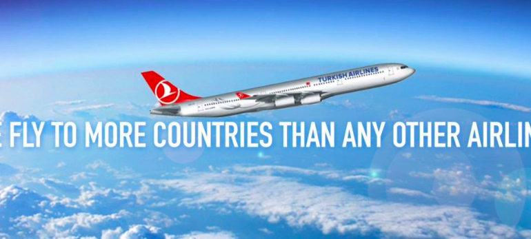 Turkish Airlines, TripAdvisor, Travellers Choice Awards