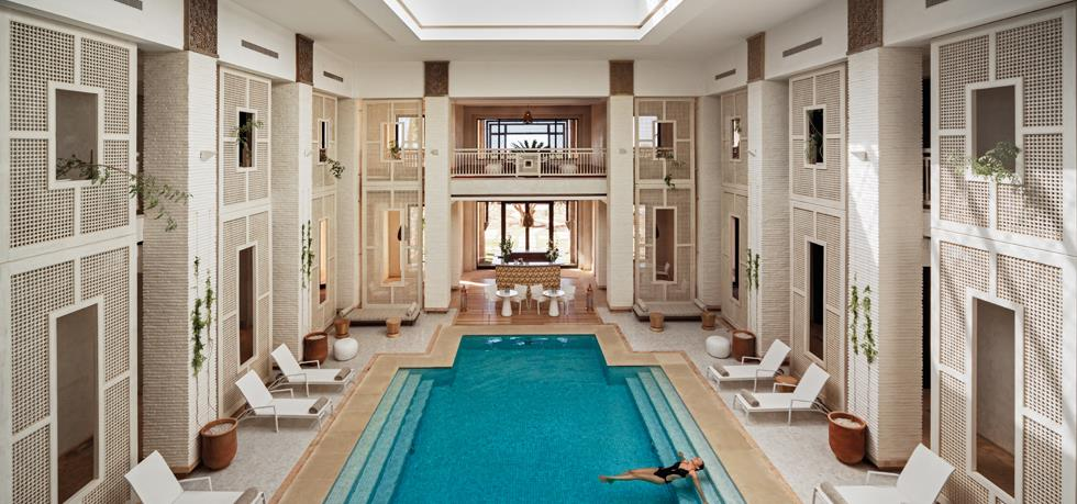 Le Spa at Fairmont Royal Palm Marrakech