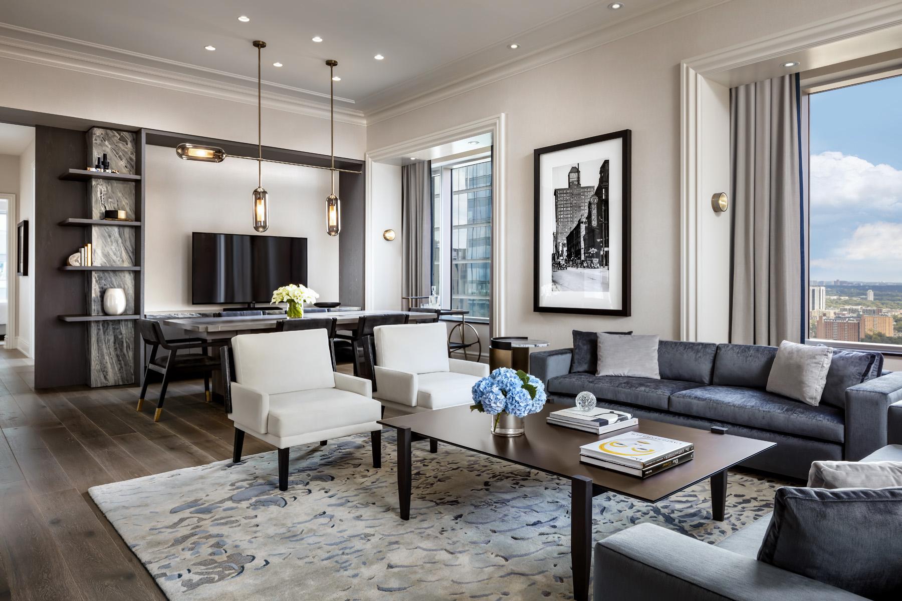 St Regis Hotel Toronto Suite