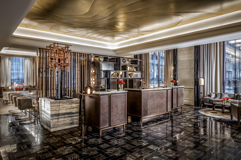 St Regis Hotel Toronto Lobby