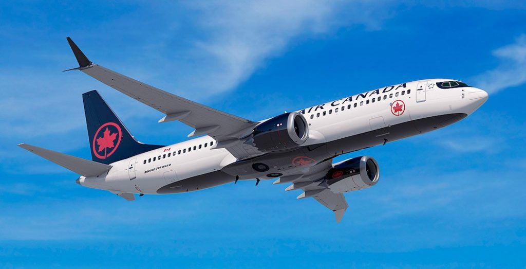 Travel Alert: Air Canada and WestJet Suspends Boeing 737 MAX
