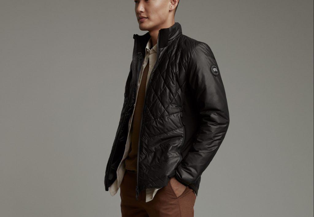 Canada Goose Launches Limited Edition Nomad Capsule Collection