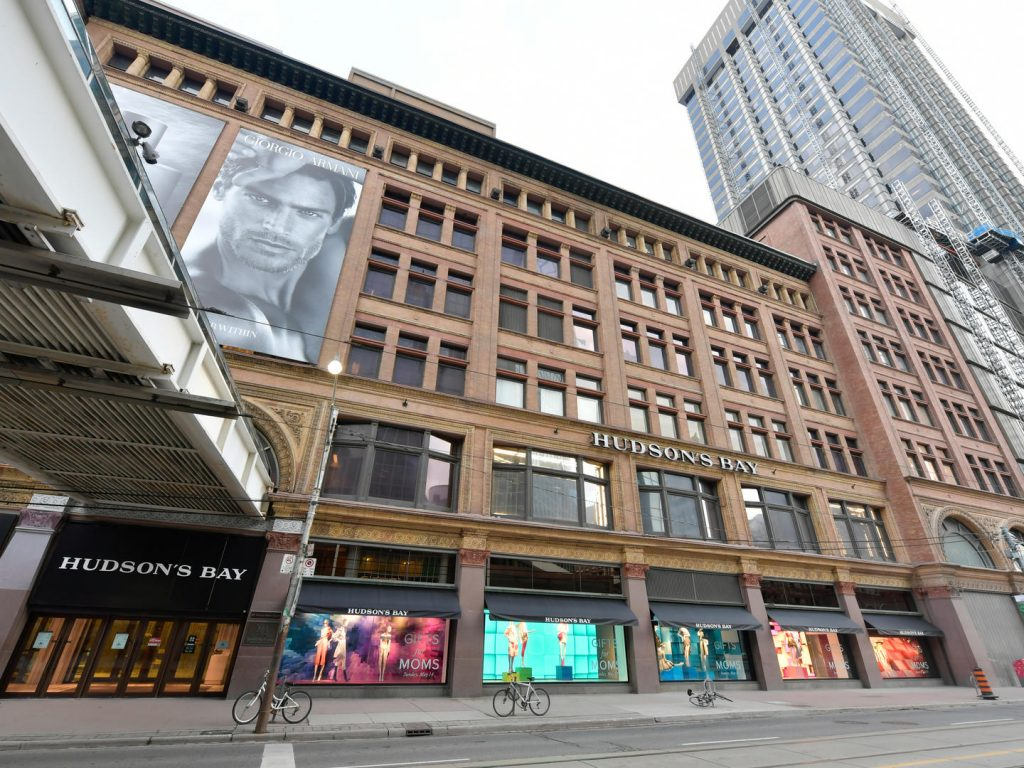 Shop For a Cause at the Share Strength, Shop Beauty Event at The Hudson's Bay Company