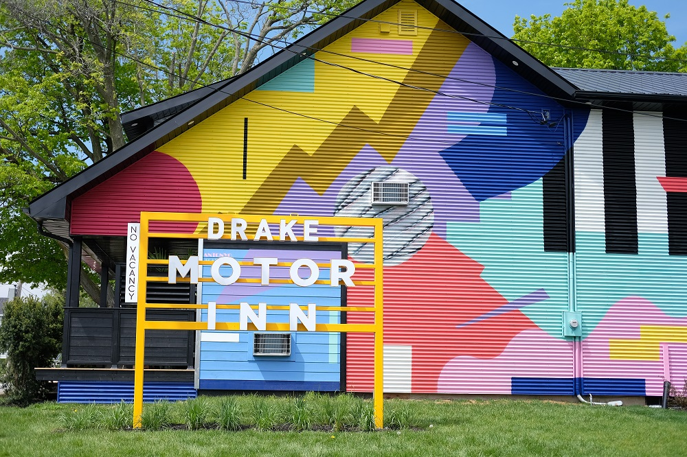 Explore The County this Summer at The Drake Motor Inn