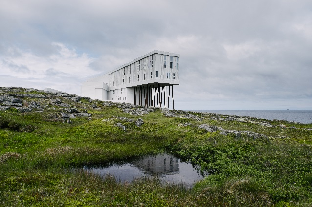 Fogo Island Come From Away