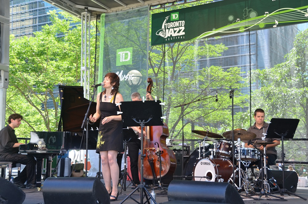 Join in on the Celebrations at the TD Toronto Jazz Festival