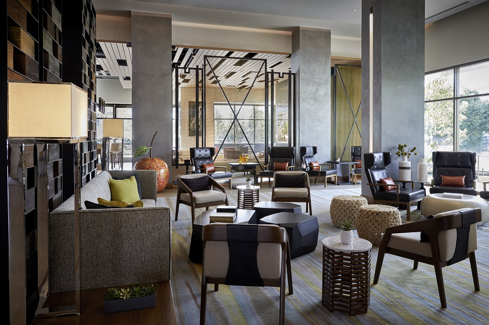 How a Well-Designed Hotel Lobby Can Make the First Impression
