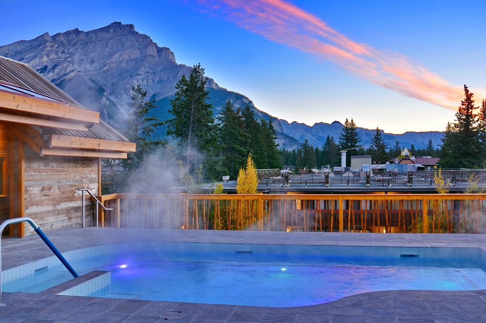 Moose Hotel & Suites in Banff National Park