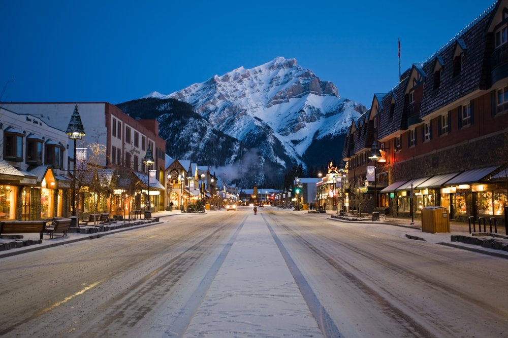 Your Winter Travel Guide to Banff National Park