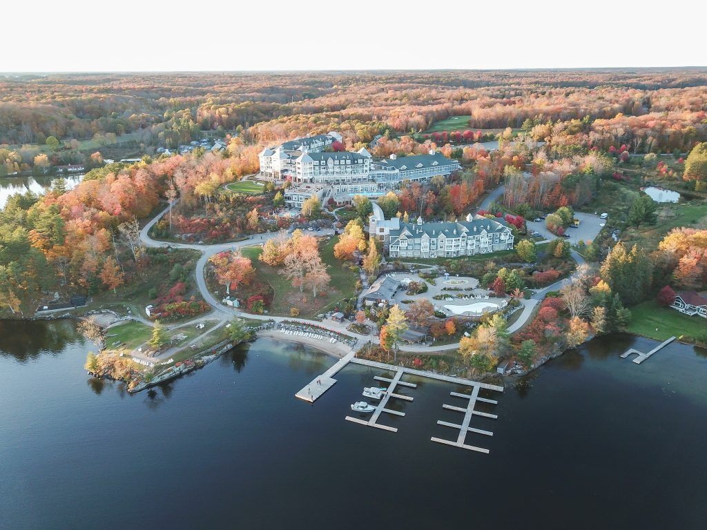 Plan Your Fall Road Trip to the JW Marriott Rosseau Muskoka