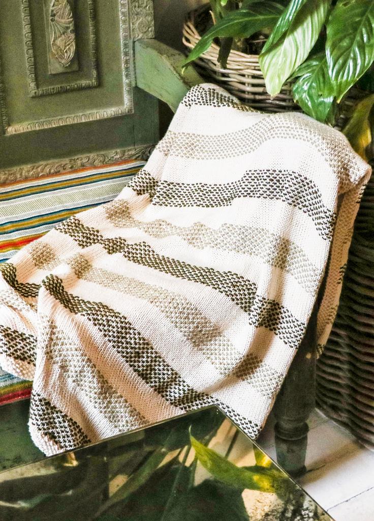 Merida Blanket - Knitting Kit