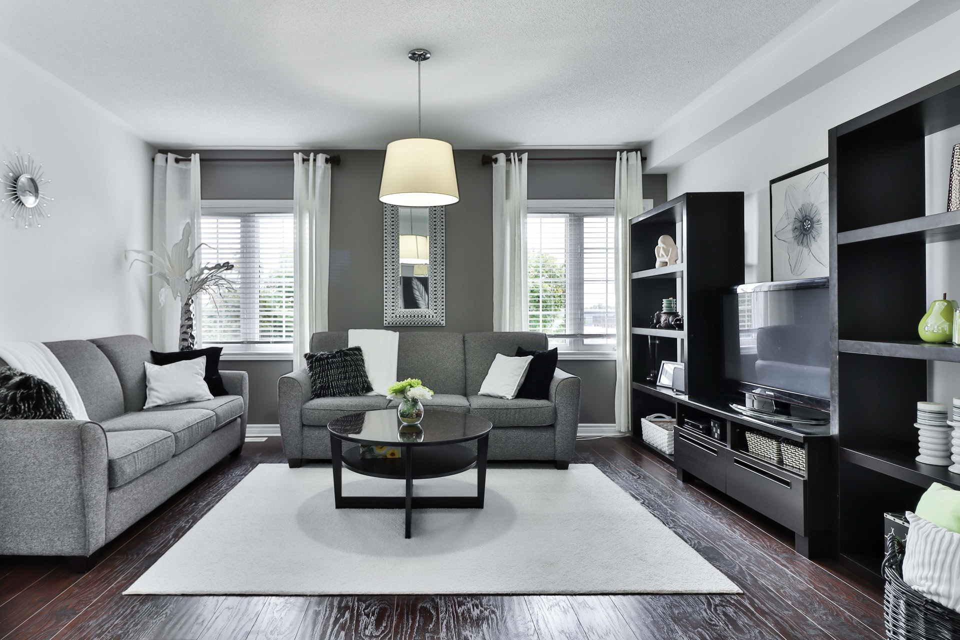 Adding An Accent Wall To Your Living, Living Room Accent