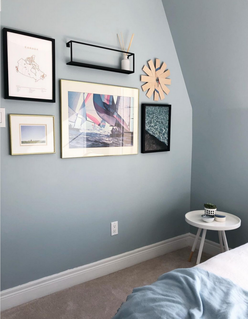 Adding An Art Wall To A Guest Bedroom Travel Design