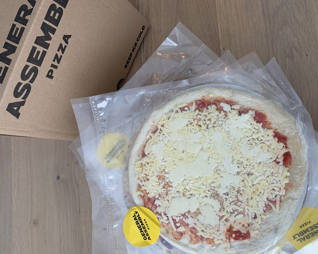 Travel to Italy from your kitchen with GA Pizza
